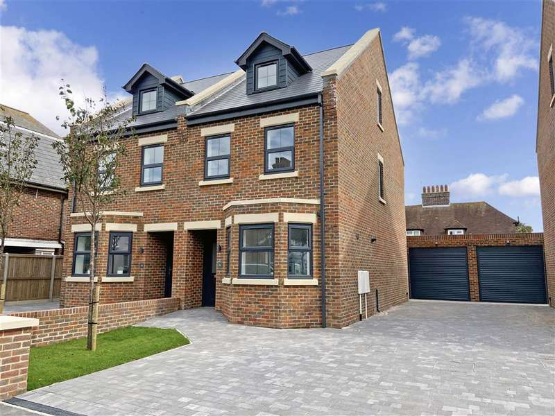 3 Bedrooms Semi Detached House for sale in Albert Road, , Hythe, Kent