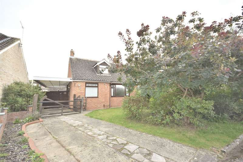 3 Bedrooms Semi Detached House for sale in Oakfield Road, Bishops Cleeve, Cheltenham, Gloucestershire, GL52