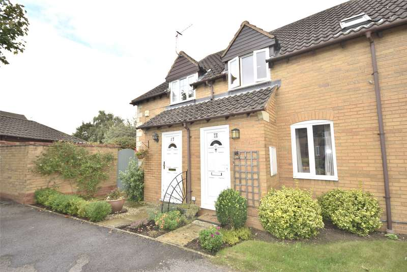 2 Bedrooms Terraced House for sale in The Highgrove, Bishops Cleeve, Cheltenham, Gloucestershire, GL52