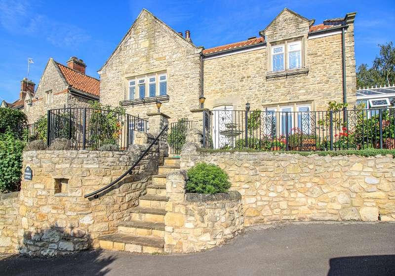 4 Bedrooms Link Detached House for sale in Old Cusworth, Cusworth Lane, Doncaster