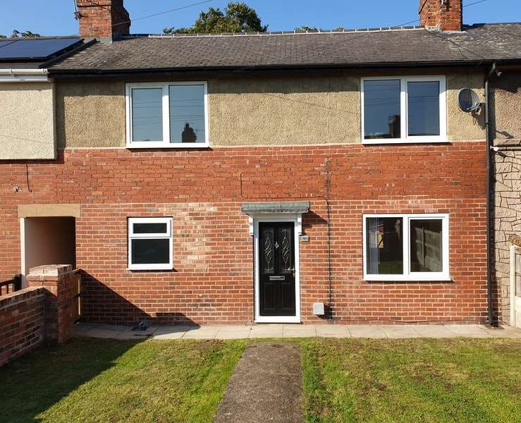 3 Bedrooms Terraced House for sale in Coppice Road, Doncaster, South Yorkshire, DN6