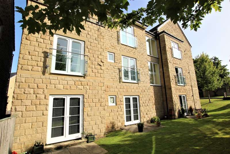 2 Bedrooms Penthouse Flat for rent in Grenoside Grange Close