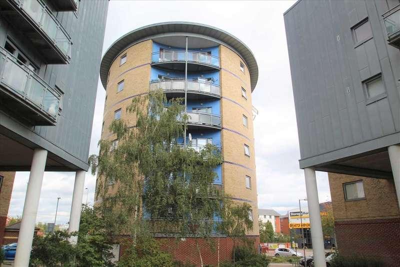 2 Bedrooms Apartment Flat for sale in Rapier Street, Ipswich