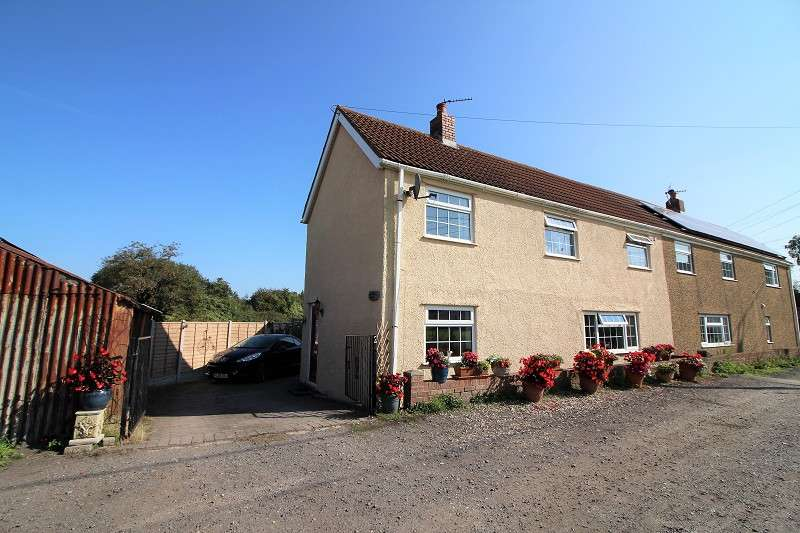 3 Bedrooms Cottage House for sale in Hayfield Cottage, Portskewett