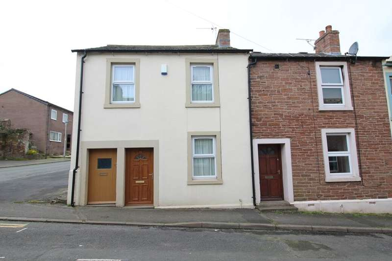 3 Bedrooms Semi Detached House for rent in Union Street, Wigton, CA7