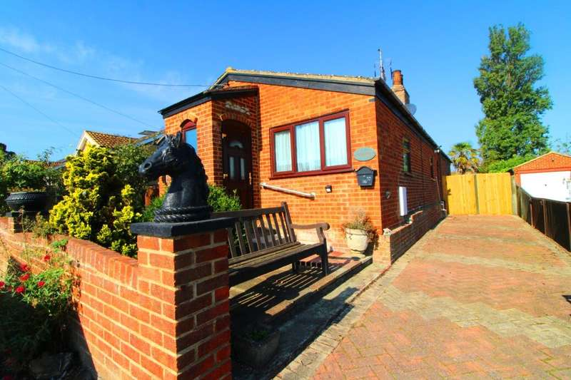 3 Bedrooms Detached Bungalow for sale in Shurland Avenue, Leysdown-On-Sea, Sheerness, ME12
