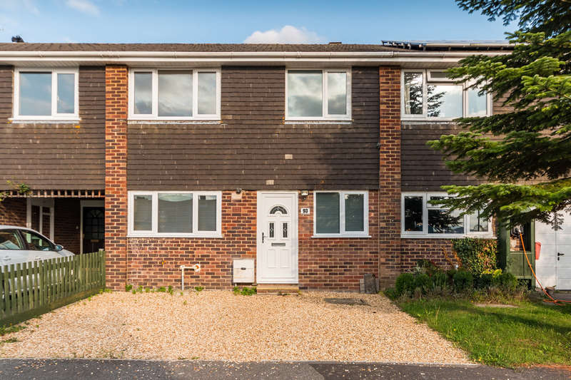 3 Bedrooms Terraced House for sale in Hightown Gardens, Ringwood, Hampshire