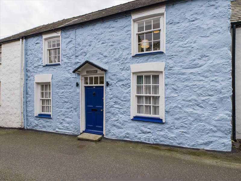 2 Bedrooms Town House for sale in Dwyfor Cottage, 78 New Street, Beaumaris