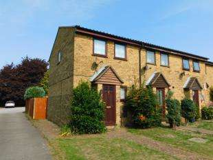 2 Bedrooms End Of Terrace House for sale in Farrier Close, Weavering, Maidstone, Kent