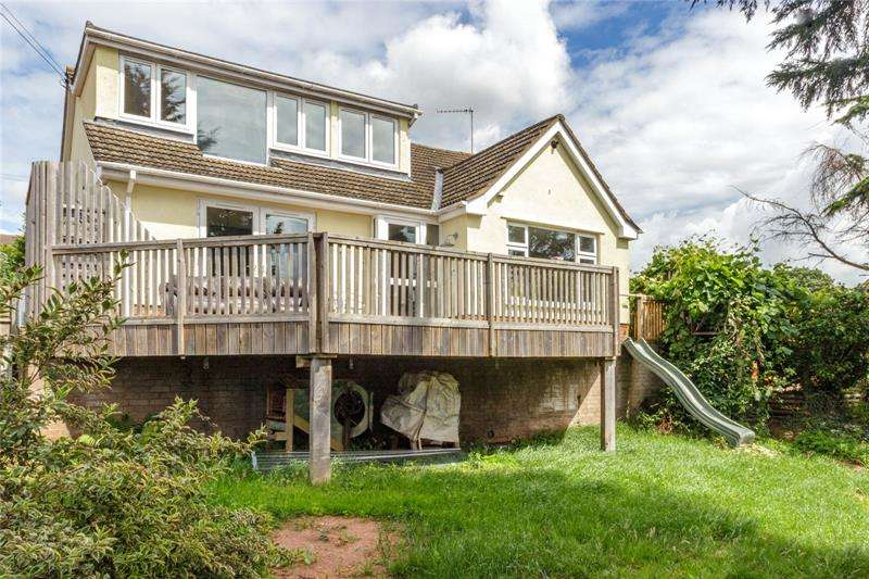 4 Bedrooms Bungalow for sale in Third Avenue, Greytree, Ross-on-Wye, Herefordshire, HR9