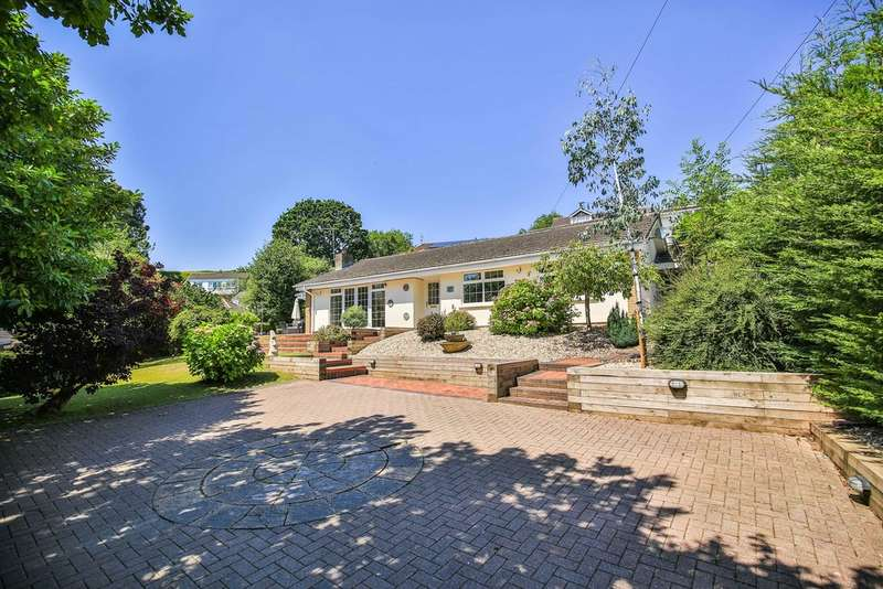 5 Bedrooms Detached Bungalow for sale in Sunny Bank Terrace, Machen, Caerphilly