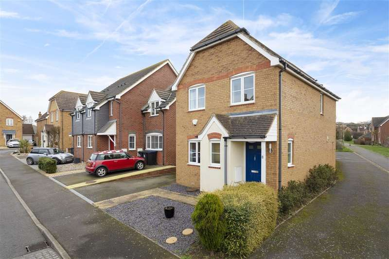 3 Bedrooms Detached House for sale in Royal Native Way, Whitstable