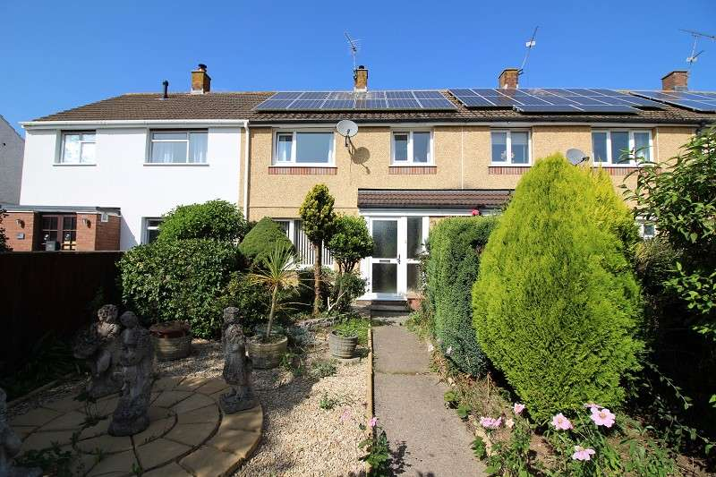 3 Bedrooms Terraced House for sale in Aust Crescent, Bulwark, Chepstow