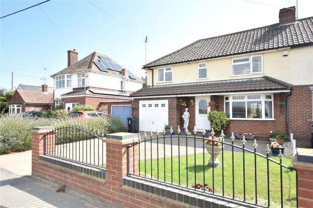 4 Bedrooms Semi Detached House for sale in Harwich Road, Great Oakley, Harwich