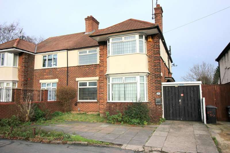 5 Bedrooms Semi Detached House for sale in Leagrave Road, Luton, Bedfordshire, LU3 1RH