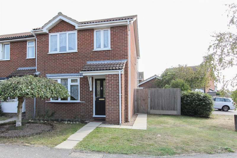 3 Bedrooms Terraced House for sale in Primrose Way, Chestfield, Whitstable