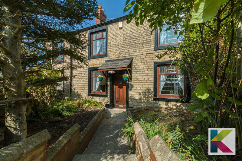 3 Bedrooms Detached House for sale in Southview Cottage, Albert Street, Lees