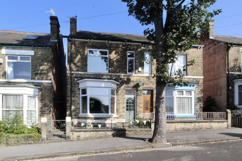 3 Bedrooms Semi Detached House for sale in Seabrook Road, Sheffield, South Yorkshire, S2