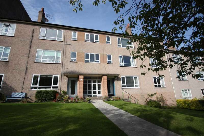 2 Bedrooms Flat for sale in Winton Drive, Kelvinside, Glasgow