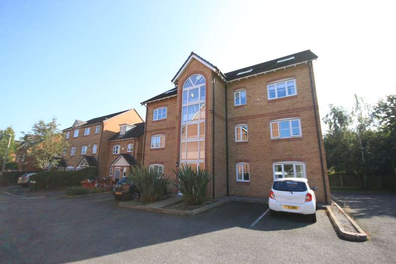 2 Bedrooms Apartment Flat for sale in Appleton Grove, Pemberton, Wigan, WN3 6NY