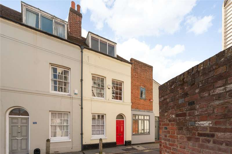 3 Bedrooms Terraced House for sale in King Street, Canterbury, CT1