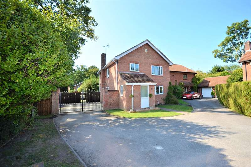 4 Bedrooms Detached House for sale in Beacon Mews, Beacon Road, Southampton, SO30