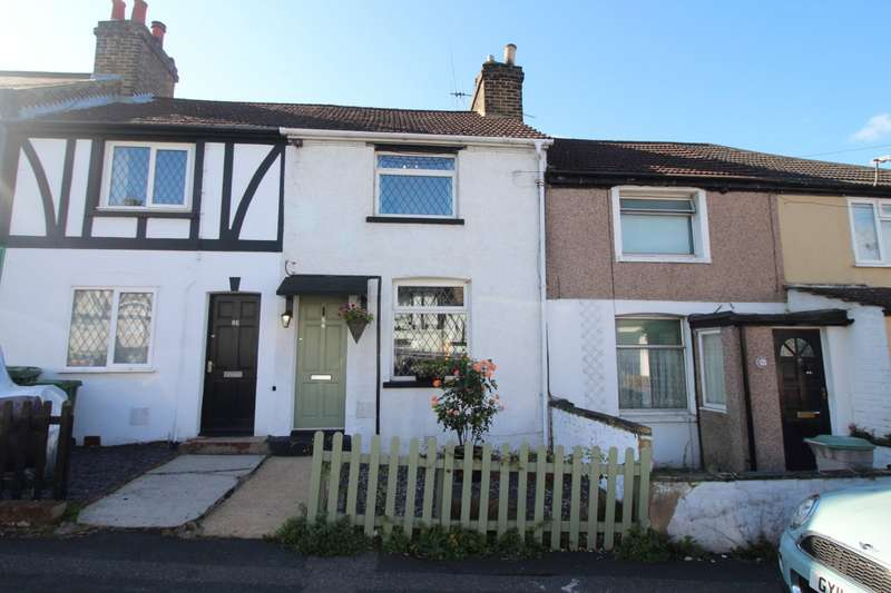 2 Bedrooms House for sale in New Road, South Darenth, Dartford, Kent, DA4