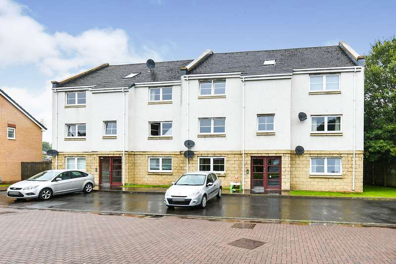 2 Bedrooms Flat for sale in Woodlea Grove, KY7