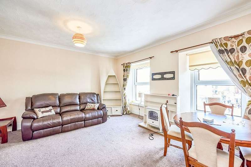 1 Bedroom Flat for rent in Castle Street, Dumfries, DG1