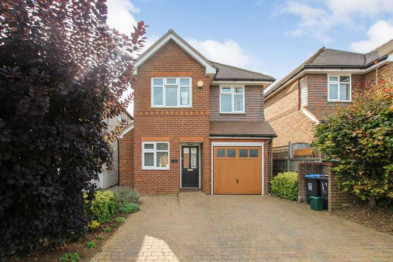 4 Bedrooms Detached House for sale in Manor Road, Tring