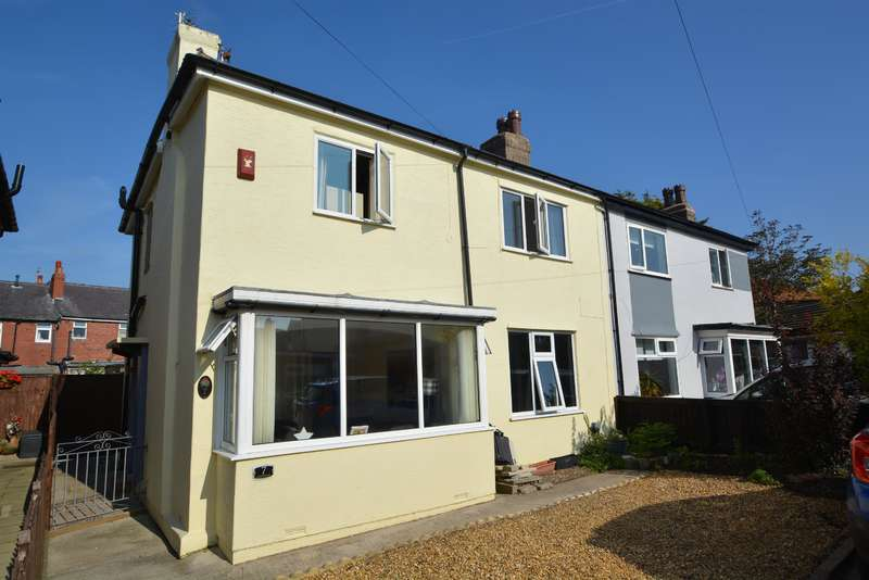 3 Bedrooms Semi Detached House for sale in Hereford Avenue, Stanley Park, Blackpool, FY3 9LL