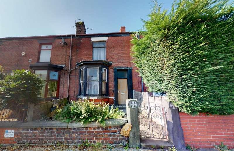 2 Bedrooms Terraced House for sale in Bridgeman Street, Farnworth, Bolton, BL4 7PR
