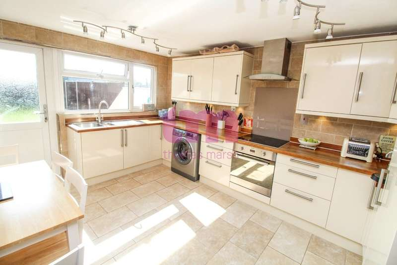 3 Bedrooms Terraced House for sale in Felicia Way, Chadwell St Mary