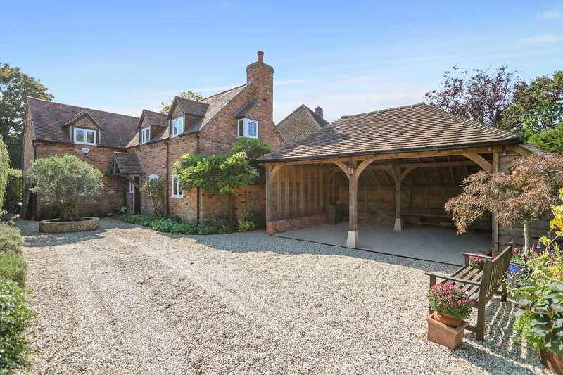 3 Bedrooms Detached House for sale in Wasing Lane, Aldermaston, Reading, West Berkshire
