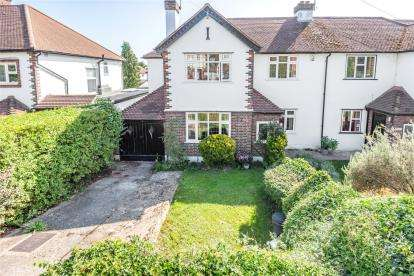 4 Bedrooms Semi Detached House for sale in Hayes Hill Road, Bromley