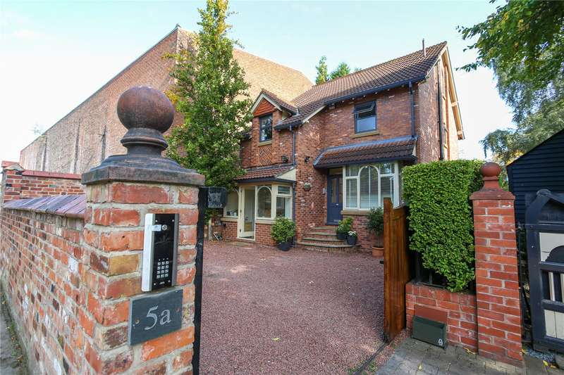4 Bedrooms Detached House for sale in Parkfield Road South, Didsbury, Manchester, M20