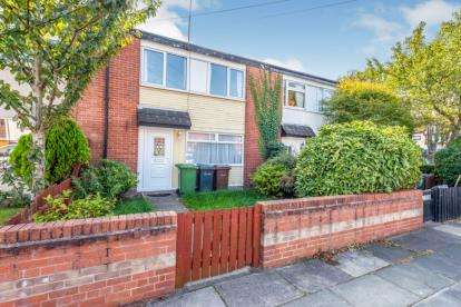 3 Bedrooms Terraced House for sale in Stannyfield Drive, Crosby, Liverpool, Merseyside, L23