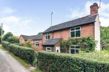 4 Bedrooms Detached House for sale in Bates Way, Upper Longdon, Rugeley, Staffordshire