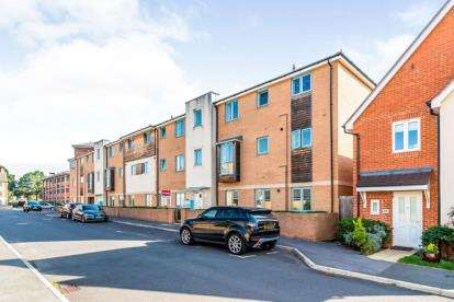 2 Bedrooms Flat for sale in Eastleigh, Hampshire