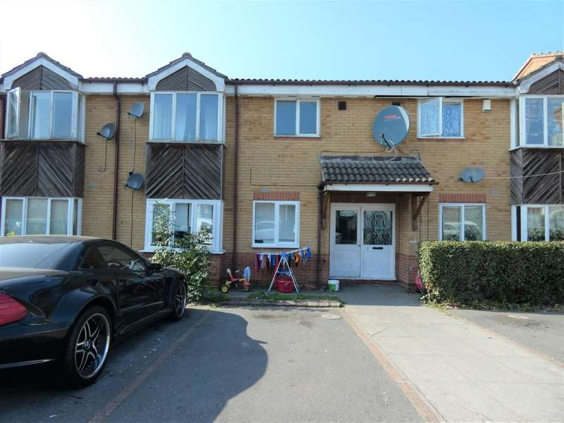 1 Bedroom Ground Flat for sale in Huntingdon Road, Off Gipsy Lane, Northfields