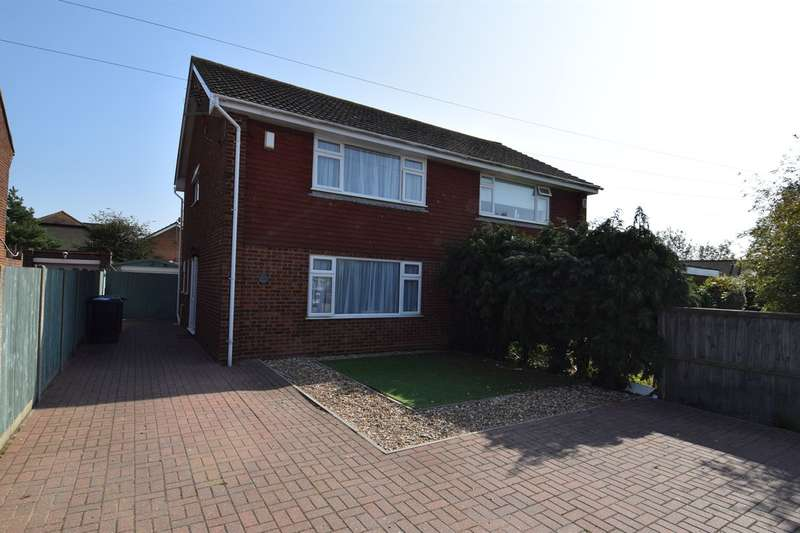 3 Bedrooms Semi Detached House for sale in Allan Road, Whitstable