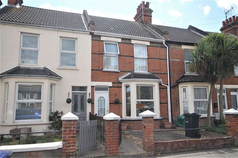 2 Bedrooms Terraced House for sale in Warwick Road, Clacton on Sea