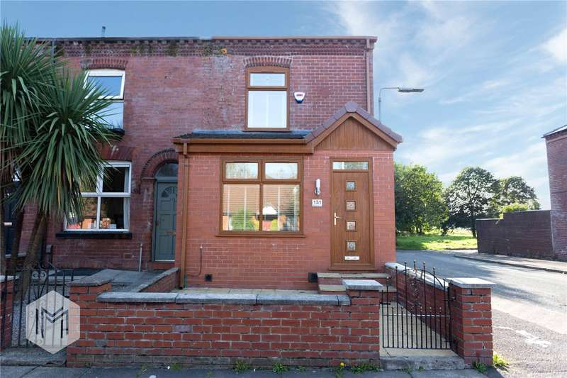 4 Bedrooms End Of Terrace House for sale in Deane Church Lane, Bolton, Greater Manchester, BL3