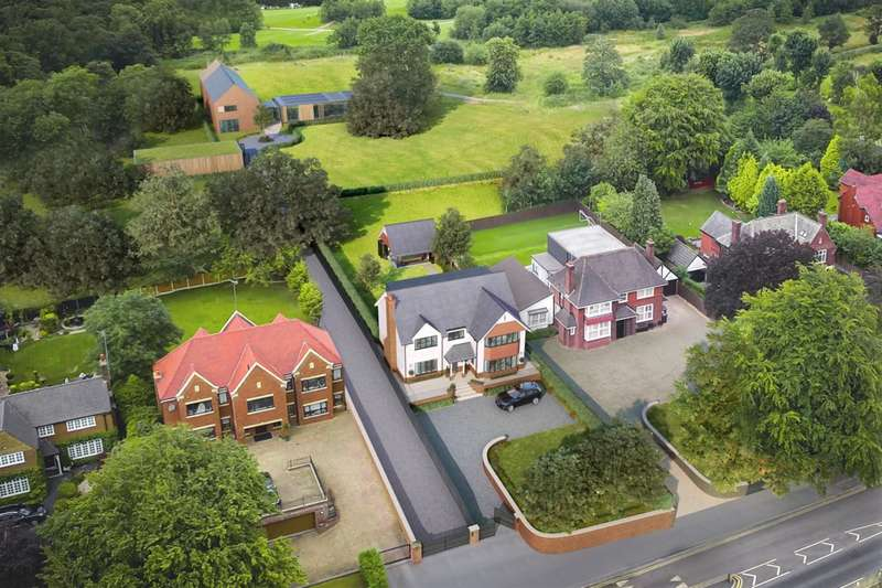 5 Bedrooms Detached House for sale in Leigh Road, Worsley, M28