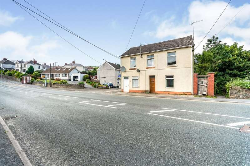 2 Bedrooms End Of Terrace House for sale in Colby Road, Burry Port
