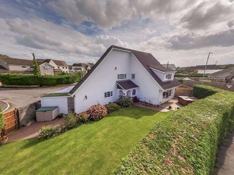 4 Bedrooms Property for sale in Dewstow Road, Caldicot