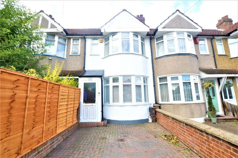 3 Bedrooms Property for sale in Maple Crescent, Sidcup, Kent