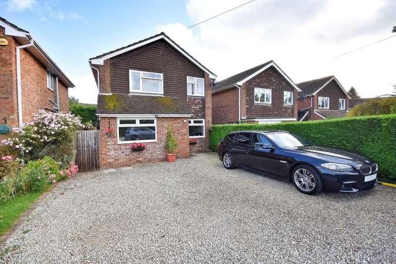 4 Bedrooms Detached House for sale in Oakley, Basingstoke, RG23