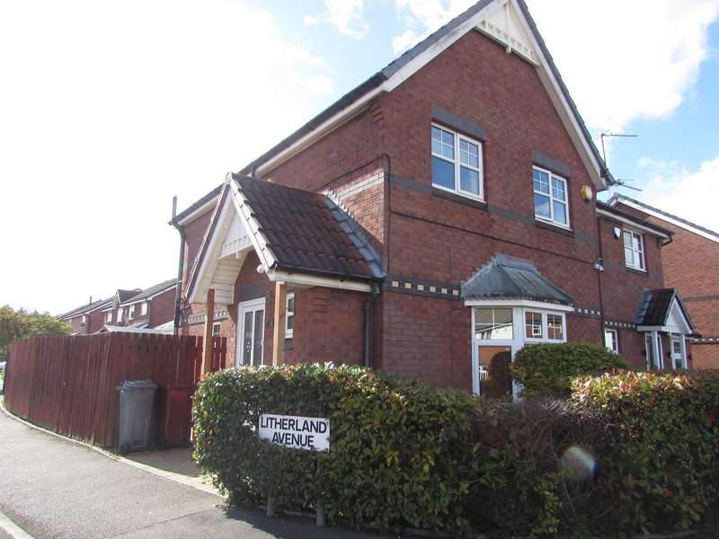 3 Bedrooms Semi Detached House for sale in Litherland Avenue, Ashway Park, Peel Hall, Manchester, M22