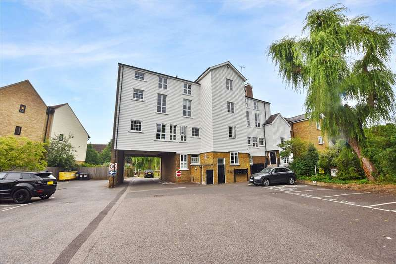 2 Bedrooms Flat for sale in The Old Mill, Bexley Village, Kent, DA5